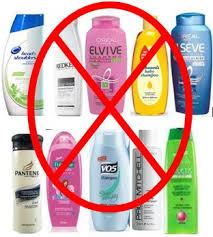 less shampoo